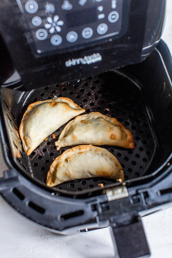 friteuse à air empanadas